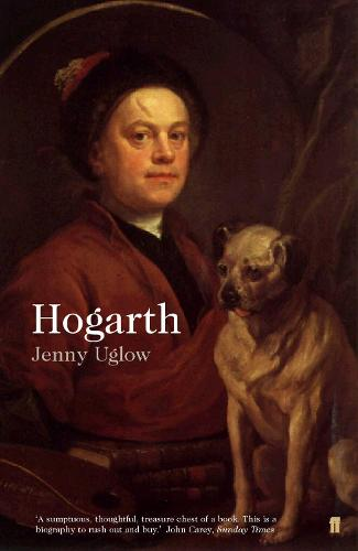 William Hogarth: A Life and a World (Paperback)