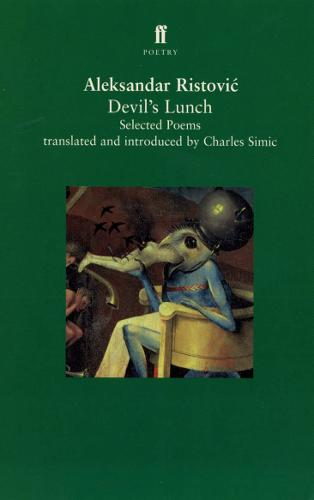 Devil's Lunch: Selected Poems (Paperback)