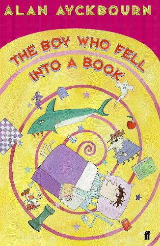 The Boy Who Fell into a Book (Paperback)