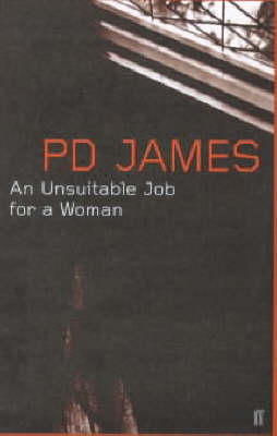 An Unsuitable Job for a Woman (Paperback)