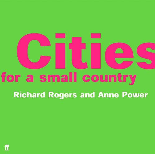 Cities for a Small Country (Paperback)