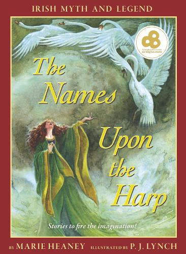 The Names upon the Harp (Hardback)