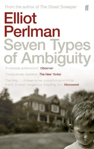 Seven Types of Ambiguity (Paperback)