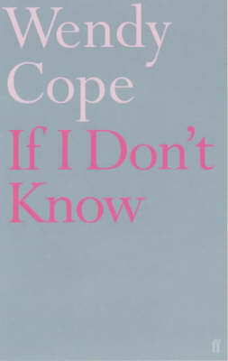 If I Don't Know (Hardback)