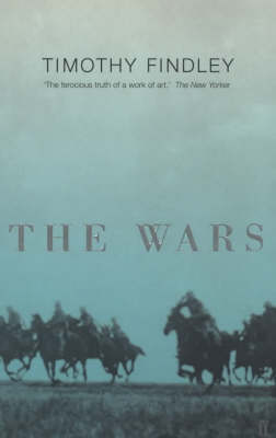 a general analysis of timothy findleys the wars Climax is the highest point of excitement for the character in the story thereforethe climax for the short story war the story war by timothy analysis of.