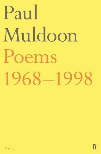 Poems 1968-1998 (Paperback)