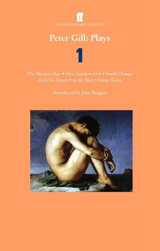 Peter Gill Plays 1 (Paperback)