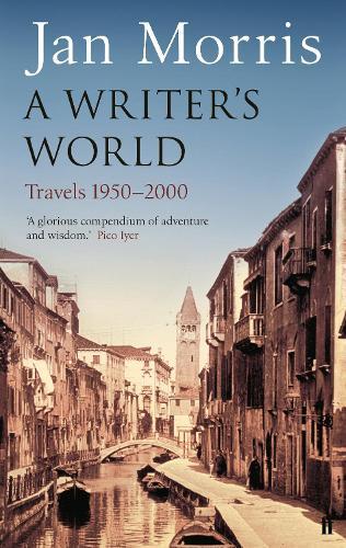 A Writer's World (Paperback)