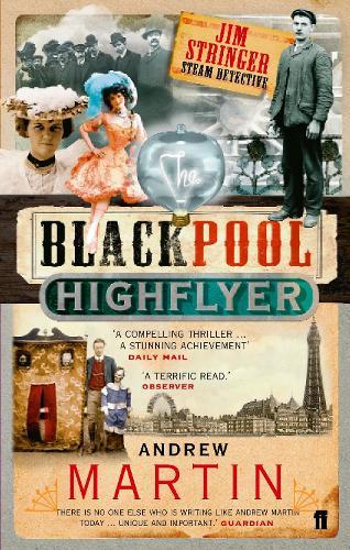 The Blackpool Highflyer - Jim Stringer (Paperback)
