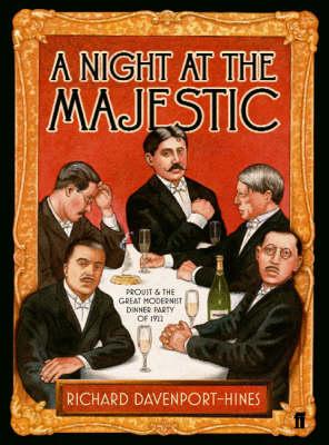 A Night at the Majestic (Hardback)