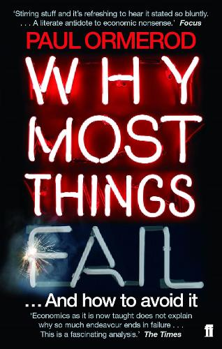 Why Most Things Fail (Paperback)