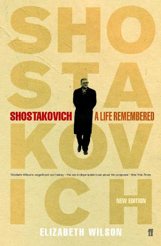 Shostakovich: A Life Remembered (Paperback)