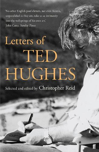Letters of Ted Hughes (Paperback)