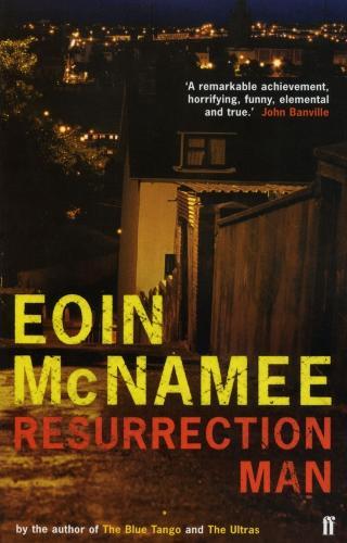 Resurrection Man (Paperback)