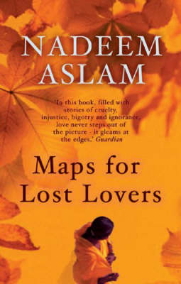 Maps for Lost Lovers (Paperback)