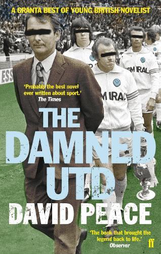 The Damned Utd (Paperback)