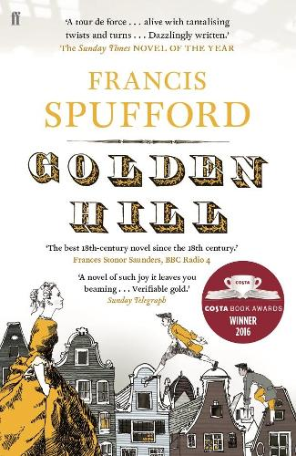 Golden Hill (Paperback)