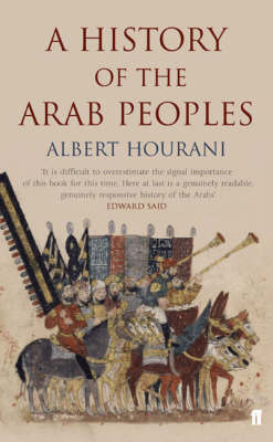 A History of the Arab Peoples (Paperback)
