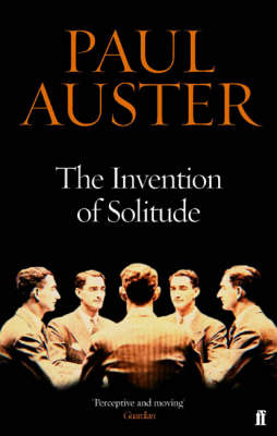 The Invention of Solitude (Paperback)
