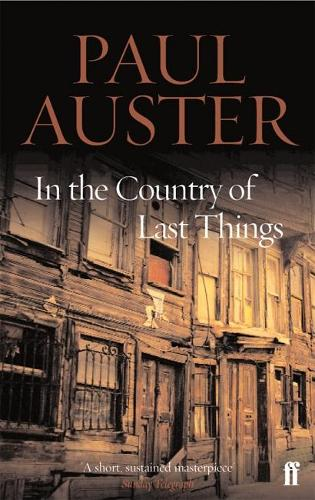 In the Country of Last Things (Paperback)