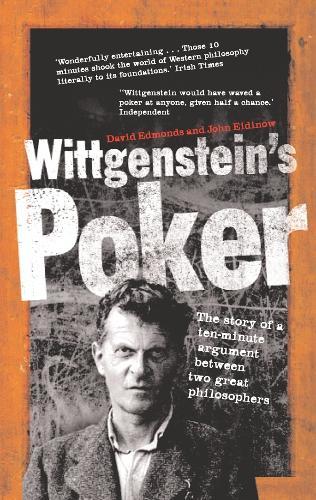 Wittgenstein's Poker (Paperback)