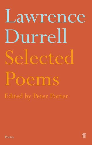 Selected Poems of Lawrence Durrell (Paperback)