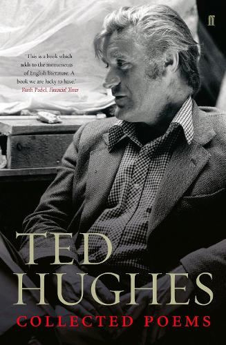 Collected Poems of Ted Hughes (Paperback)