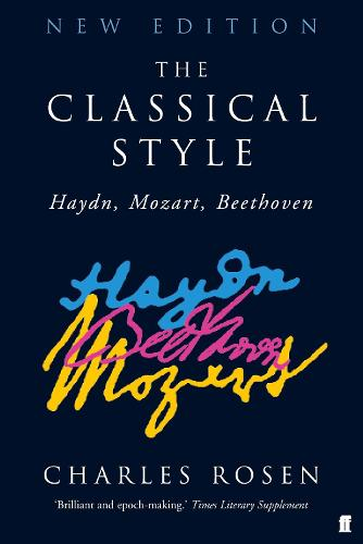 The Classical Style (Paperback)