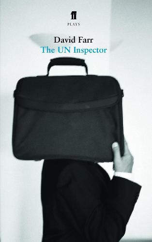 The UN Inspector (Paperback)