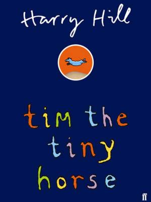 Tim the Tiny Horse (Hardback)