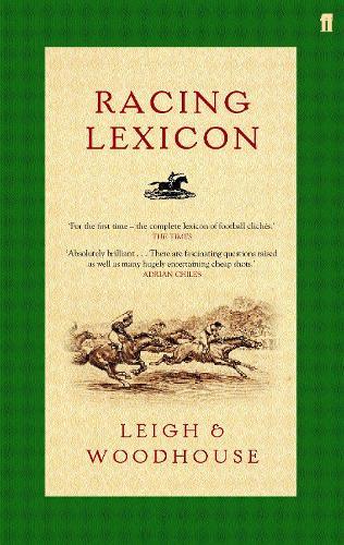 Racing Lexicon (Hardback)