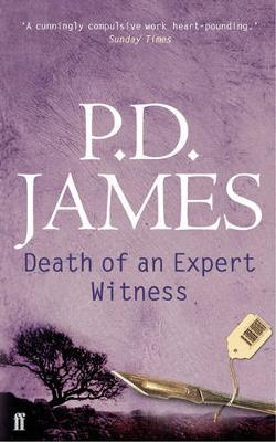 Death of an Expert Witness - Inspector Adam Dalgliesh Mystery (Paperback)
