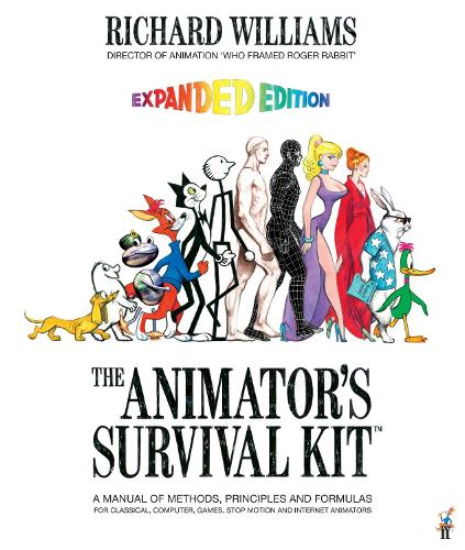 The Animator's Survival Kit (Hardback)