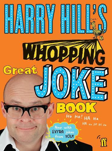 Harry Hill's Whopping Great Joke Book (Paperback)