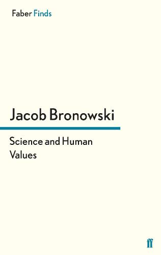 Science and Human Values (Paperback)