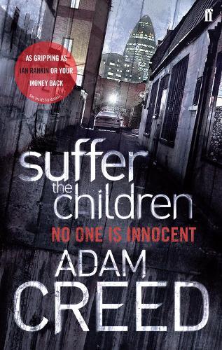 Suffer the Children - DI Staffe (Paperback)