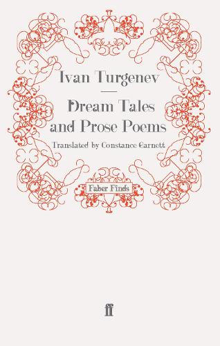 Dream Tales and Prose Poems (Paperback)