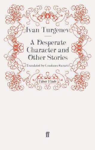 A Desperate Character and Other Stories (Paperback)