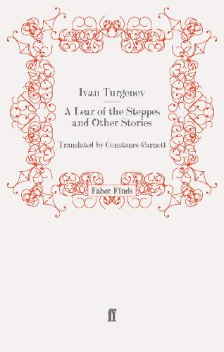 A Lear of the Steppes and Other Stories (Paperback)