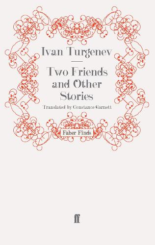 Two Friends and Other Stories (Paperback)