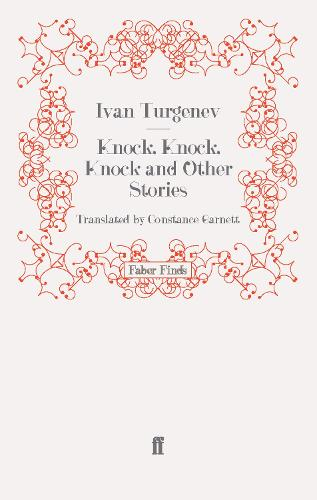 Knock, Knock, Knock and Other Stories (Paperback)