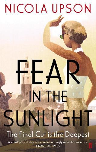 Fear in the Sunlight - Josephine Tey (Paperback)
