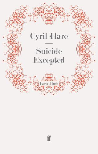 Suicide Excepted (Paperback)