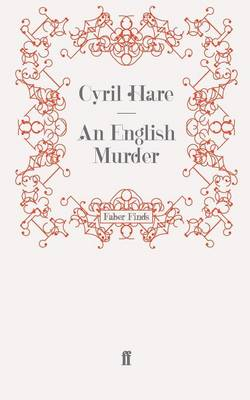 An English Murder (Paperback)
