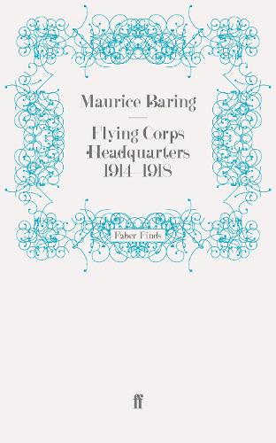 Flying Corps Headquarters 1914-1918 (Paperback)
