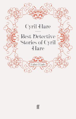 Best Detective Stories of Cyril Hare (Paperback)