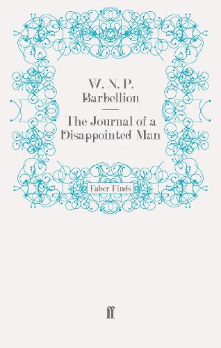 The Journal of a Disappointed Man (Paperback)