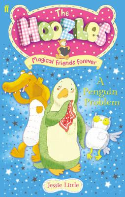 The Hoozles Book 3: A Penguin Problem (Paperback)