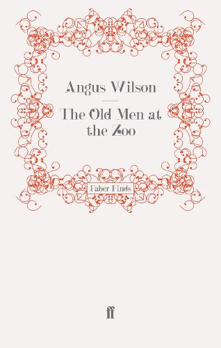 The Old Men at the Zoo (Paperback)