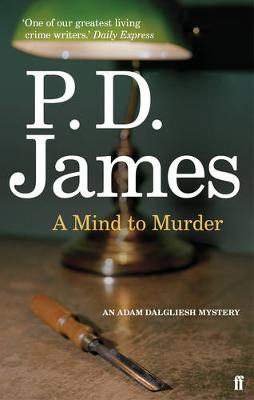 A Mind to Murder (Paperback)